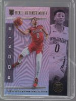 2019-20 Panini Illusions Legends Material Printing Plate Magenta Nickeil Alexander Walker<br />Card not available