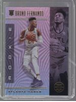 2019-20 Panini Illusions Legends Material Printing Plate Magenta Bruno Fernando<br />Card not available