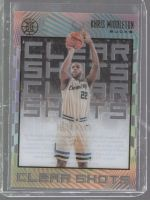 2019-20 Panini Illusions Legends Material Printing Plate Magenta Khris MIddleton<br />Card not available