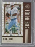 2020 Panini Legacy Warren Moon