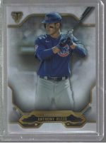 2020 Topps Triple Threads Anthony Rizzo