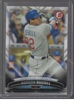 2016 Bowman Addison Russell