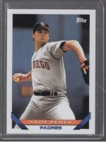 2016 Topps Andy Benes