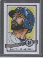 2016 Topps Museum Collection Jose Bautista