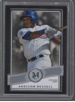 2016 Topps Museum Collection Addison Russell