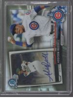 2017 Bowman Addison Russell