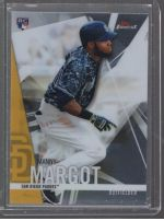 2017 Topps Finest Manny Margot