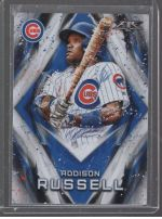 2017 Topps Fire Addison Russell