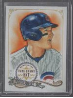 2017 Topps Gypsy Queen Anthony Rizzo