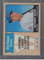 2017 Topps Heritage Anthony Rizzo