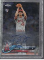 2018 Topps Chrome Parker Bridwell