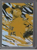 2019 Topps Fire Gerrit Cole