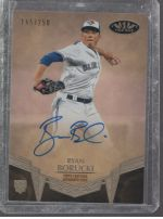 2019 Topps Tier One Ryan Borucki
