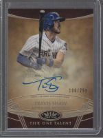 2019 Topps Tier One Travis Shaw