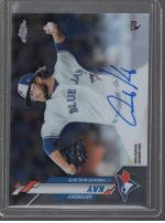 2020 Topps Chrome Anthony Kay