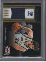 2012-13 Panini Threads Marc Gasol