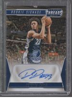 2016-17 Panini Threads Deyonta Davis