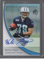 2005 SP Authentic Walter Reyes