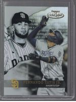 2020 Topps Gold Label Fernando Tatis Jr