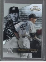 2020 Topps Gold Label Mariano Rivera