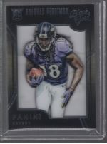 2015 Panini Black Gold Legends Material Printing Plate Magenta Breshad Perriman<br />Card not available