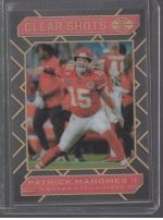 2020 Panini Illusions Legends Material Printing Plate Magenta Patrick Mahomes II<br />Card not available