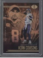 2020 Panini Illusions Legends Material Printing Plate Magenta Kirk Cousins<br />Card not available