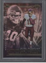 2020 Panini Illusions Legends Material Printing Plate Magenta Antonio Gandy Golden<br />Card Owner: Mike Brown