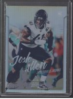 2019 Panini Chronicles Legends Material Printing Plate Magenta Josh Allen<br />Card Owner: Casey Danilowicz
