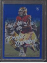 2019 Panini Chronicles Legends Material Printing Plate Magenta Deebo Samuel<br />Card Owner: Christopher Saunders