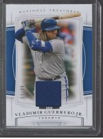 2020 Panini National Treasures Vladimir Guerrero Jr