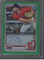 2020 Bowman Draft Tanner Burns