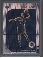 2019-20 Panini NBA Hoops Premium Stock  Zion Williamson