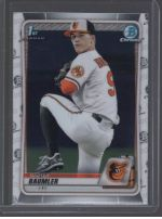 2020 Bowman Draft Carter Baumler