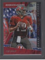 2020 Panini Rookies & Stars Legends Material Printing Plate Magenta Tom Brady<br />Card Owner: Donnie Cole