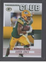 2020 Panini Rookies & Stars Legends Material Printing Plate Magenta Aaron Jones<br />Card Owner: Thomas Hodge
