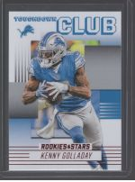 2020 Panini Rookies & Stars Legends Material Printing Plate Magenta Kenny Golladay<br />Card Owner: Zach Martino
