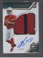 2019 Panini Limited  Kyler Murray