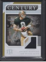 2020 Panini National Treasures Archie Manning