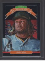 2020 Donruss Optic Legends Material Printing Plate Magenta Josh Bell<br />Card Owner: Bob Zabloudil