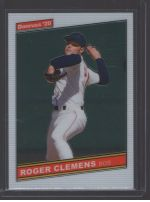 2020 Donruss Optic Legends Material Printing Plate Magenta Roger Clemens<br />Card Owner: Trade Box