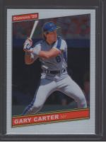 2020 Donruss Optic Legends Material Printing Plate Magenta Gary Carter<br />Card not available