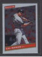 2020 Donruss Optic Legends Material Printing Plate Magenta Cal Ripken Jr<br />Card not available