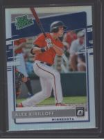 2020 Donruss Optic Legends Material Printing Plate Magenta Alex Kirilloff<br />Card Owner: Stephen Theriot