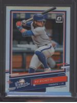 2020 Donruss Optic Legends Material Printing Plate Magenta Bo Bichette<br />Card not available