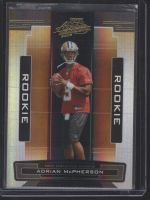 2005 Playoff Absolute Adrian McPherson