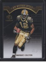 2009 SP Threads Marques Colston